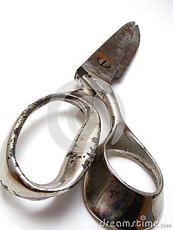 Old scissor