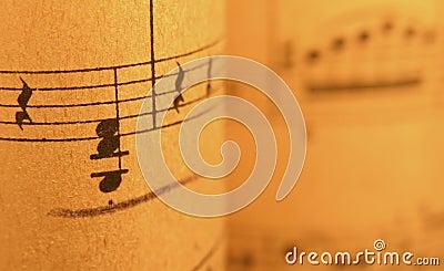 Old Sheet Music 2