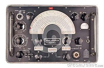Old signal generator