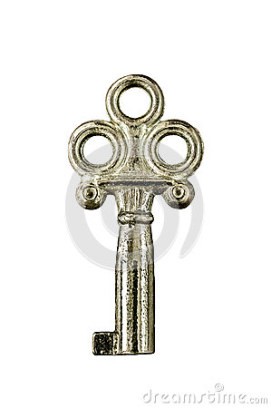 Old Silver Key