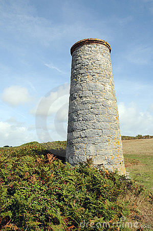 Free Old Silver Mines On Sark Royalty Free Stock Photography - 16395387