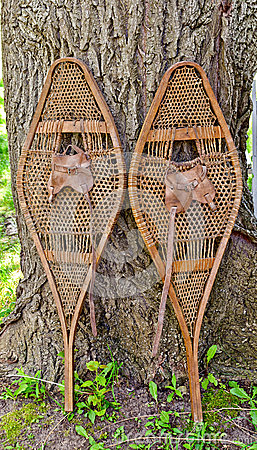 Free Old Snow Shoes Stock Photos - 31685043