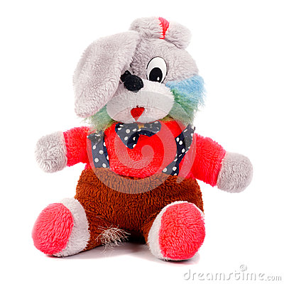 Old soft toy