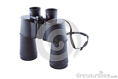 Old soviet binocular.