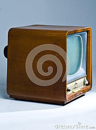 Old Soviet TV