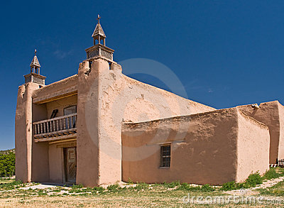 Old Spanish American church