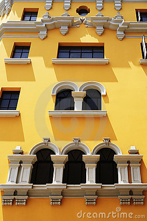 Free Old Spanish Architecture, Arequipa, Peru. Royalty Free Stock Photo - 17758535