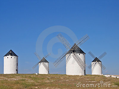 Old Spanish Wind Mill