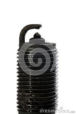 Old Spark Plug Stock Images - Image: 28101594