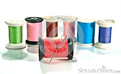 Old Spool of thread