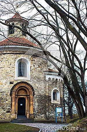 Free Old St. Martin Rotunda, Vysehrad Royalty Free Stock Images - 111962169