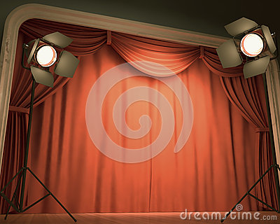 Old Stage