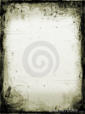 Free Old Stained Paper Stock Image - 395461