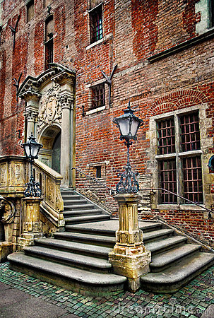 Free Old Stairs Royalty Free Stock Photography - 11781017