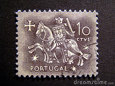 Old Stamp (Knight Templar)