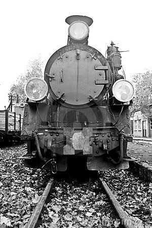 Free Old Steam Train Stock Photos - 11635203