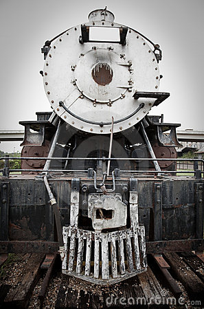 Free Old Steam Train Stock Images - 12370814