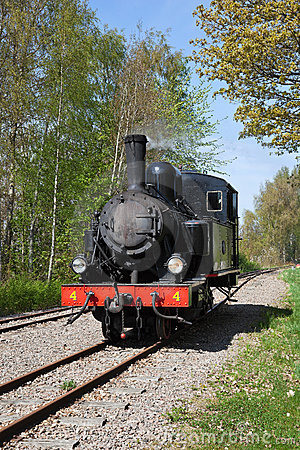 Free Old Steam Train Stock Photo - 14005960