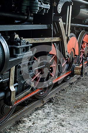 Free Old Steam Train Stock Image - 29947531