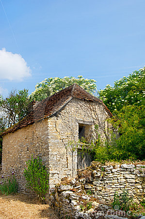 Old stone french house stock photo image 20653710 for Classic house french kiss