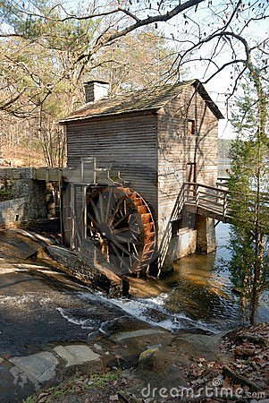 Old stone mill
