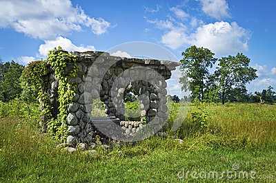 Old Stone Well