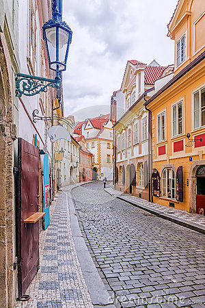 Free Old Streets Of Prague, Czech Republic Royalty Free Stock Photo - 89650765