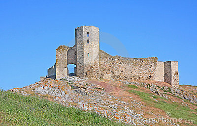 Old stronghold enisala