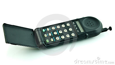 Old style cell phone