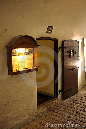 Old Style Entrance