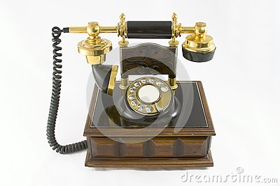 Old Style Telephone #2