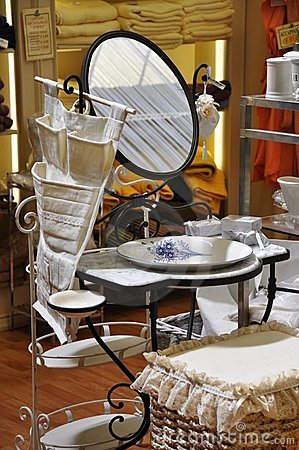 Old Style Washbasin Royalty Free Stock Images - Image: 15240649
