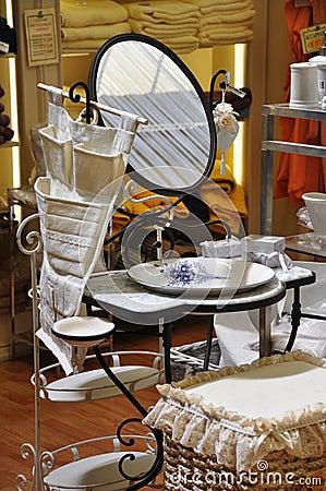 Old style washbasin