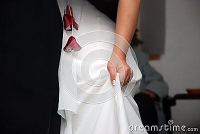 Old style wedding