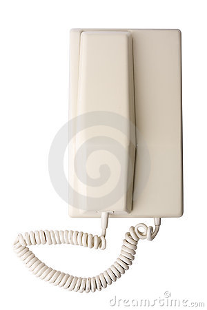 Old Stylish Telephone