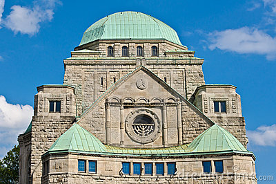 Old synagogue of Essen