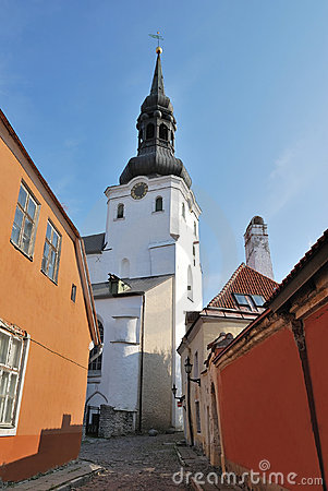 Old Tallinn. The Dome