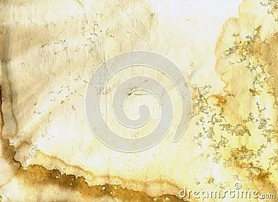 Old Tea Chest Grunge texture Background