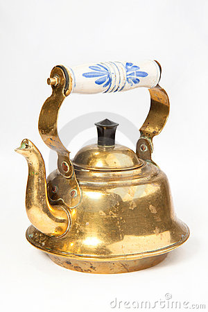 Free Old Teapot Stock Photo - 17309200
