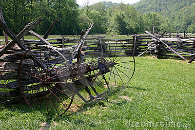 Old Technology - Great Smoky Mountains National Pa