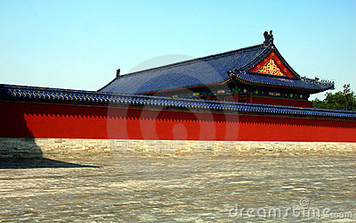 Old temple in Beijing