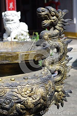 Legendary creature of Chinese mythology