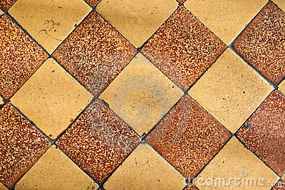 Old tiles.
