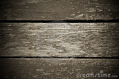Old timber boards and crusty paint