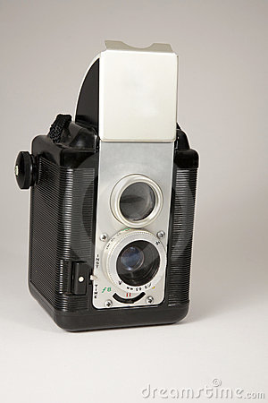Old Time Camera