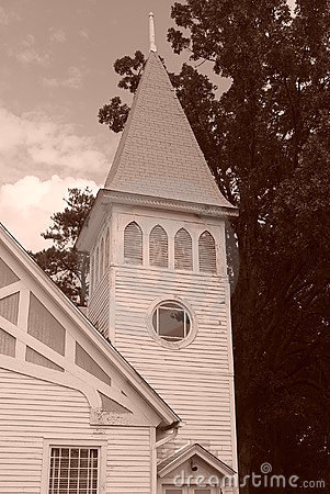 Free Old Time Church Stock Photography - 848912