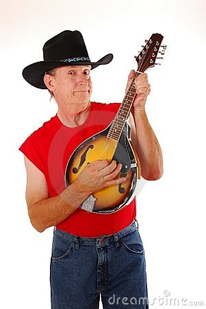 Old Time Country Musician 12