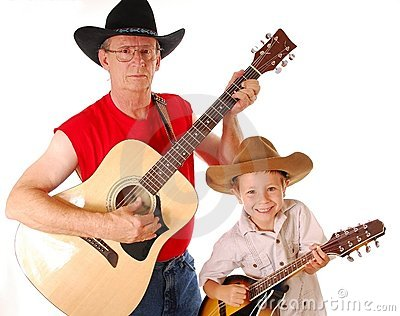 Old Time Country Musicians