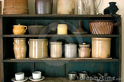 Old Time Pantry