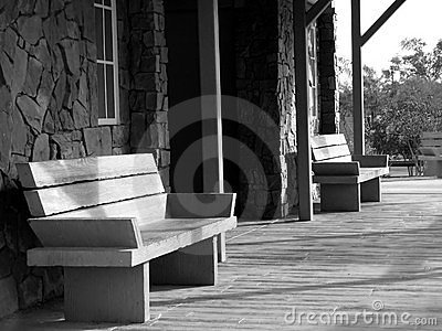 Old Time Porch